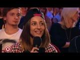 Кристина Си и Мот (Матвей) в Comedy Club (22.11.2013)