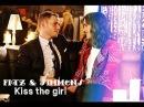 Fitz simmons | kiss the girl [ 3x18]