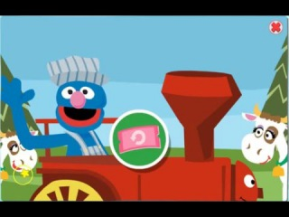 Sesame Street:Grover Rhyme Time: Learn Rhyming words+ Game for Kids| Learn English Words |Kids Games