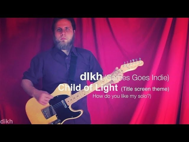 Child of Light Title Screen Theme (Games Goes Indie) by dikh