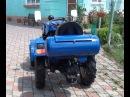 Багажник к мототрактору Garden Scout T12DIF-VT