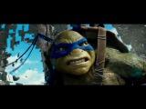 Черепашки-ниндзя 2 (Teenage Mutant Ninja Turtles 2) – Трейлер #2 [RU]