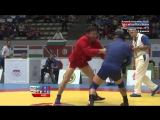 Асылбек Алькей (Карасуский район) - Чемпионат мира-2015 по самбо в Марокко