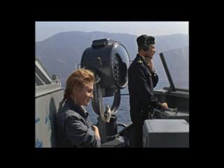 ПРОЕКТ АЛЬФА (1990) единственный советский Фильм о новейших ударных скоростных кораблях на подводных крыльях !!!