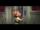 Песня Анны и Эльзы За окном уже сугробы... из Холодное сердце (отрывок)