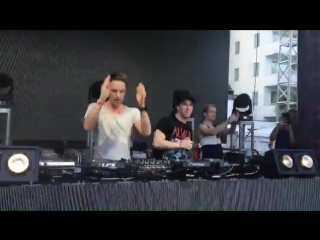 Hardwell & Dannic (Maxximize Party Miami Music Week 2016)