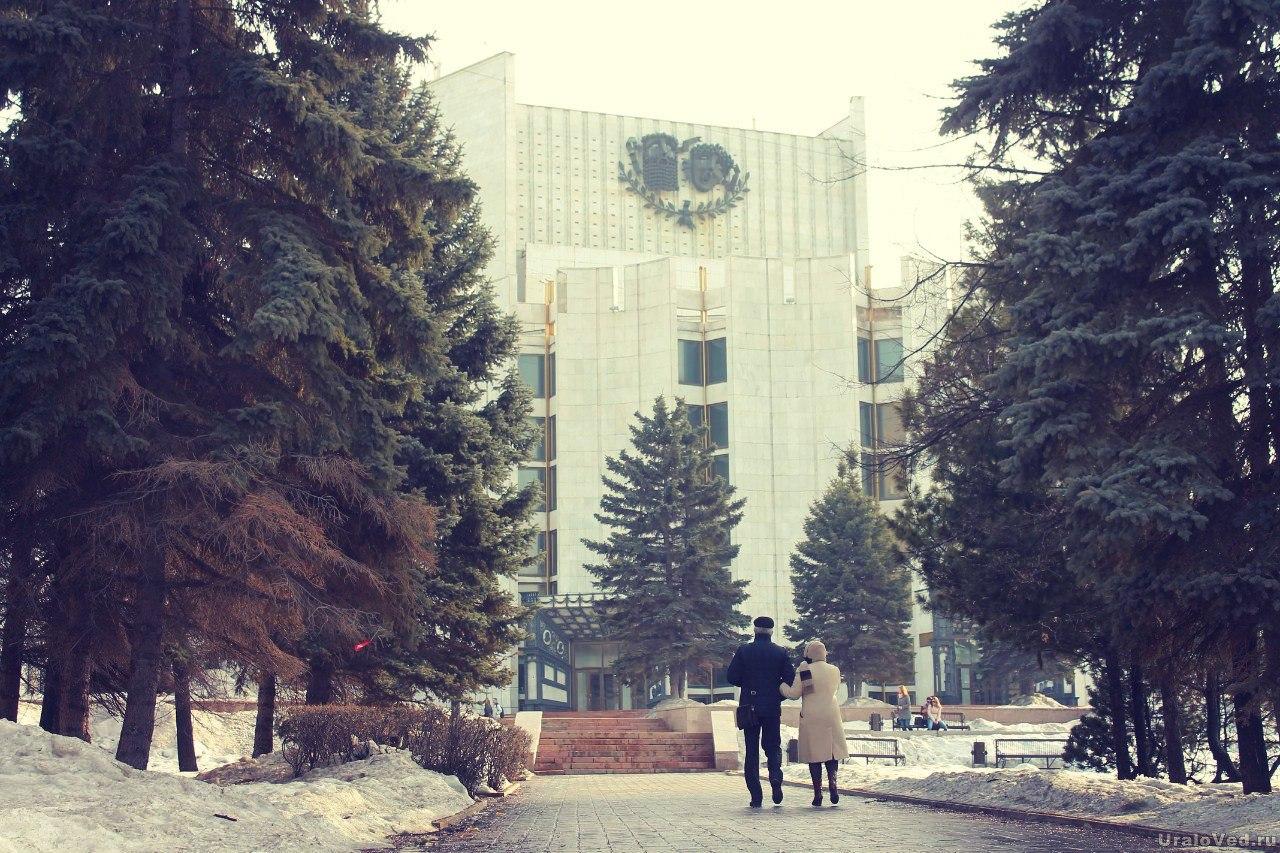 Челябинский драмтеатр