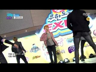 151219 BTS - RUN @ Music Core (Infinite Challenge Expo)