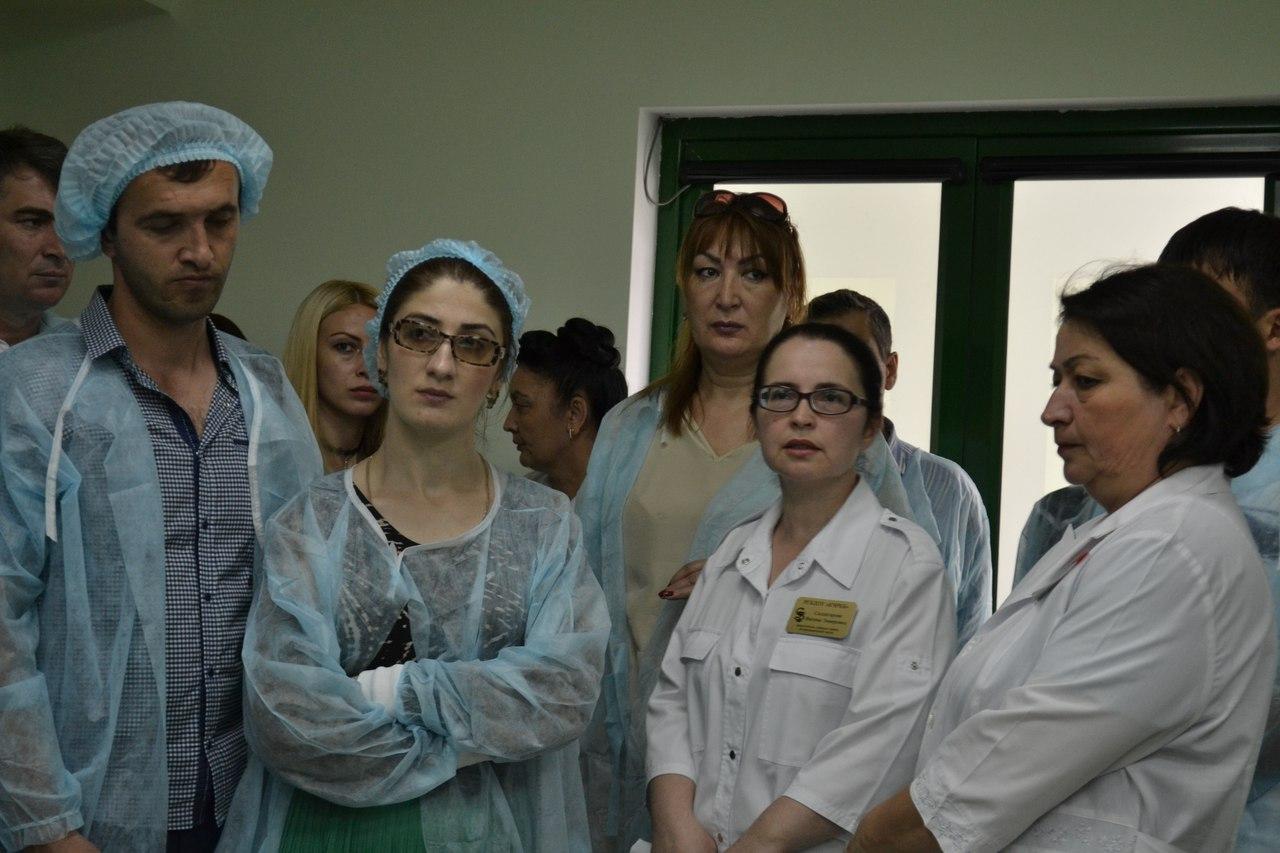 В Зеленчукском районе обсудили вопросы развития образования и здравоохранения в регионах СКФО