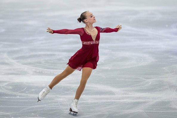 Анастасия Губанова, Гран-при среди юниоров, Полина Цурская
