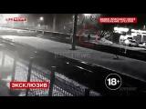 Гибель беременной под поездом в Подмосковье сняли камеры наблюдения (19.02.2016)