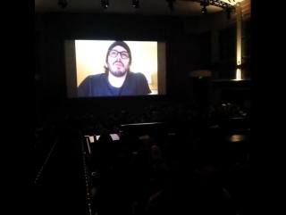Edgar Wright intros free screening of SCOTT PILGRIM