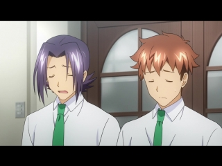 (BDRip) Maken-ki! Two - 03 серия Ancord