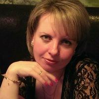 Анкета Ирина Ульянова