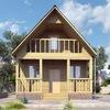 Строительство домов из бруса | СК Мечта