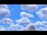 Мульт про аиста и облако