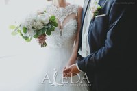 Наша 👰💍#невестаАледа #brideAleda Шабалина Мария в платье  👗 Бирута😍 #gabbiano