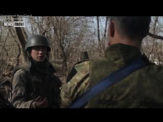 Гиви с Донбасса, клип на песню Басты --