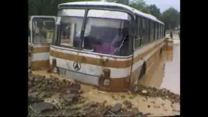 Самый страшный тайфун во Владивостоке (2001 год)