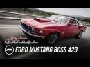 1969 Ford Mustang Boss 429 - Jay Leno's Garage