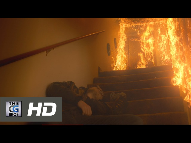 CGI VFX Tutorial : Burning House Tutorial - by ActionVFX