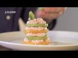 Высокая кухня за 100 рублей: Фруктовый мильфей
