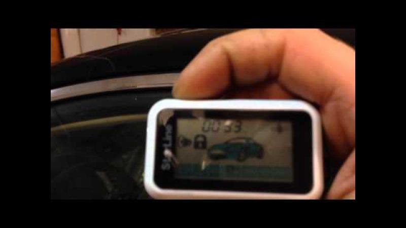 Toyota Camry V50 StarLine Fortin Evo All