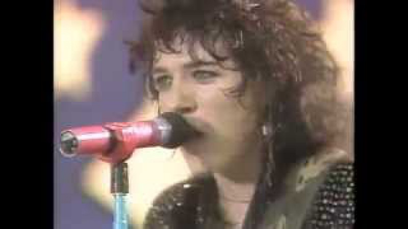 Cinderella - Nobody's Fool (Live in Moscow, Russia'1989)