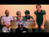 Черные иностранцы слушают русскую музыку #2, подборка лучшие американцы афроамериканцы