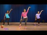 Дисней Наследники Descendants: Wicked World Good is the New Bad танцевальные движения часть 2