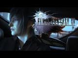 Final Fantasy XV Soundtrack OST - Main Menu Theme