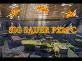 Варфейс: обзор на SIG AAUER P226