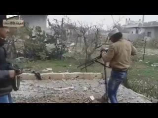 Получил пулю в голову.Сирия