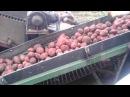 Картофелеуборочный комбайн своими руками. 2015г
