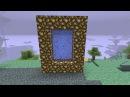 Мод на портал в рай для Майнкрафт пе 0.13.0