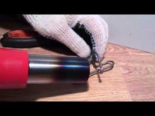 Как сделать термофен для пайки своими руками 26