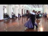 Венский вальс Сеньоры, Европейская программа 4 танца D класс