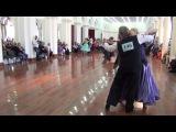 Квикстеп Сеньоры, Европейская программа 4 танца D класс