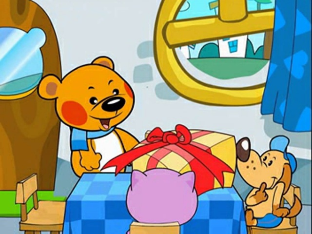 Hello Teddy S1E2 Happy birthday how old are you