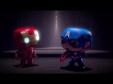 Marvel Collector Corps - (CIVIL WAR) April Box #7 ( 2016 ) Funko Teaser Video