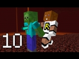 10 ЛУЧШИХ способов быстро убить зомби в Minecraft
