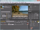 Adobe After Effects CS4 - Clone Stamp Tool