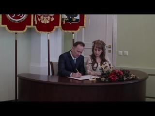 Свадьба Ляйсан и Владимира