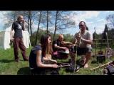 Morkovka Fest Jamming - Sasha Blohyn & Tsygankova