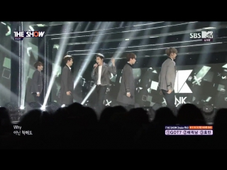KNK - Knock @ The Show 160405