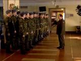 Солдаты. Смешные моменты. Щур в наряде