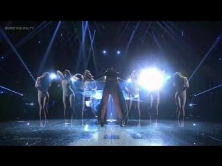 LIVE - Iveta Mukuchyan - LoveWave Armenia at the Grand Final - Eurovision Song Contest