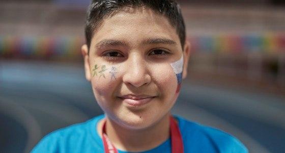 Ребенок из Карачаево-Черкесии, победивший онкологическое заболевание стал золотым призером всемирных детских игр