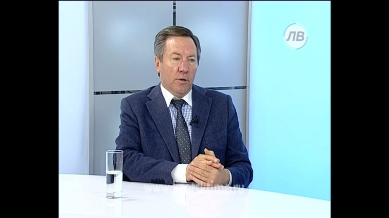 Олег Королев стал гостем программы Открытая студия на телеканале Липецкое время www.admlip.ru/news/oleg_korolev_stane