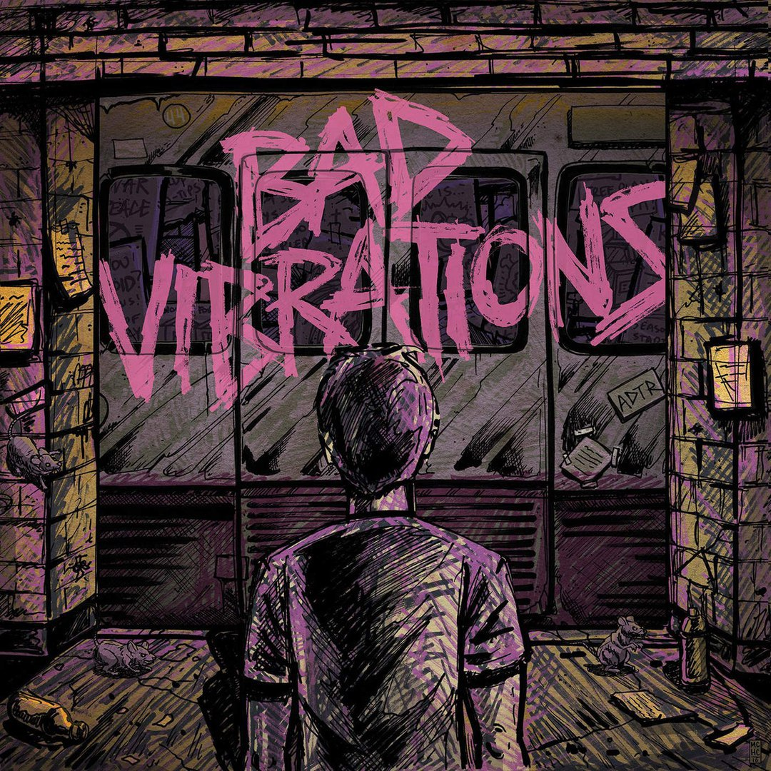 A Day to Remember - Bad Vibrations [Deluxe Edition] (2016)